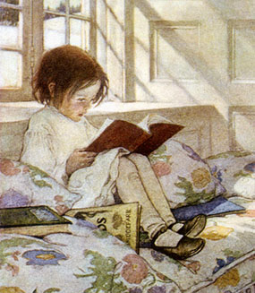 ©2014 Carole Joy Seid llustration: Jessie Willcox Smith