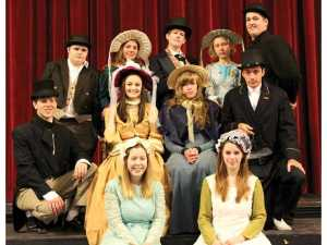 "The Tri-State Homeschool Drama Troupe will be taking stage for the 16th year, performing the Charles Dickens comedy ""The Pickwick Papers,""  April 12–13, 2013.  http://www.swnews4u.com/archives/12066/"