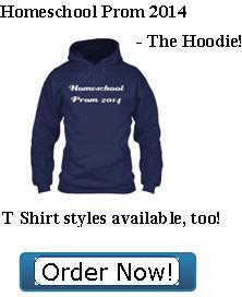 homeschool prom 2014 the hoodie