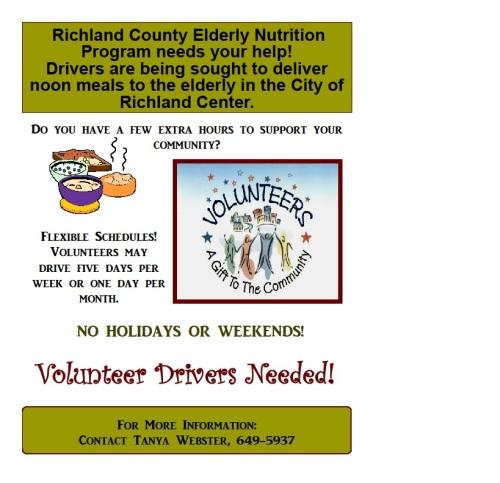 RC Nutrition Program Volunteer