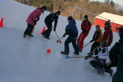 broomball at lwbc