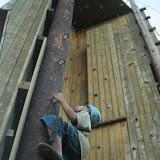 climbing wall at lwbc20110621_4076