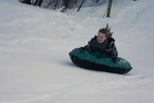 snowtubing at lwbc