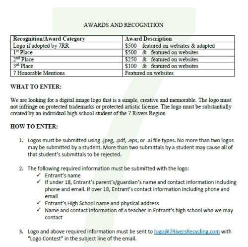 7rivers logo contest rules pg2